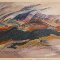 Foothills of Color - 22 in. x 30 in.