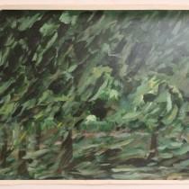 Pecan Grove - 22 in. x 30 in.