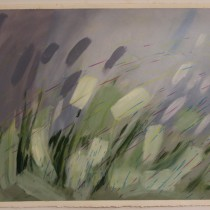 The Green Grass of Summer - 22 in. x 30 in.