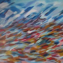 Colors of Fall - 30 in. x 40 in.