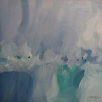 Composition 2012 - 44 in. x 44 in.