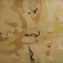 Composition 90 - 44 in. x 5'