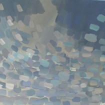 Reflective Light #32 - 24 in. x 30 in.