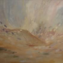 Sand Dune Particles - 3'x5'